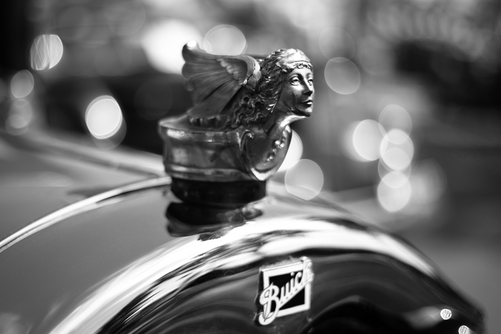 Buick hood ornament