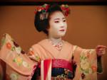 Geisha show, Kyoto