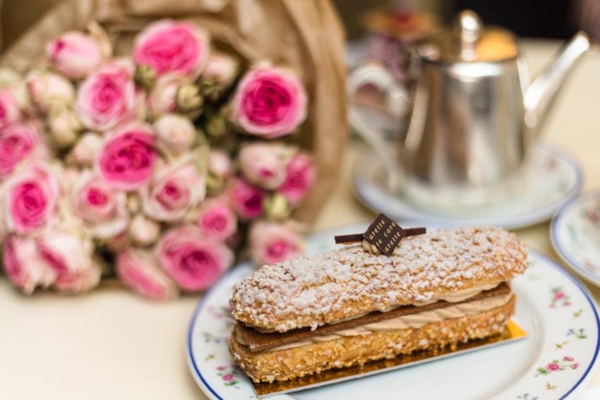 """Hazelnut pastry """"Paris Carette"""""""