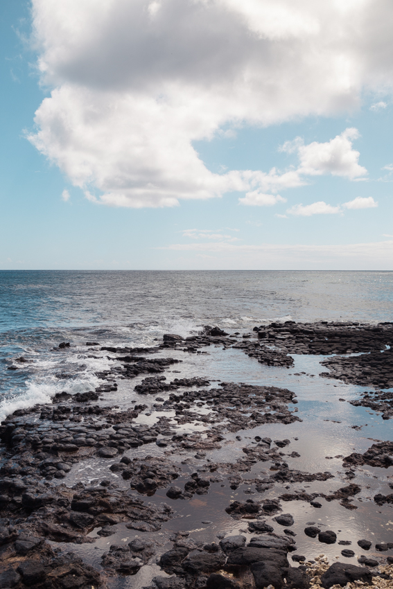 Poipu tide pools