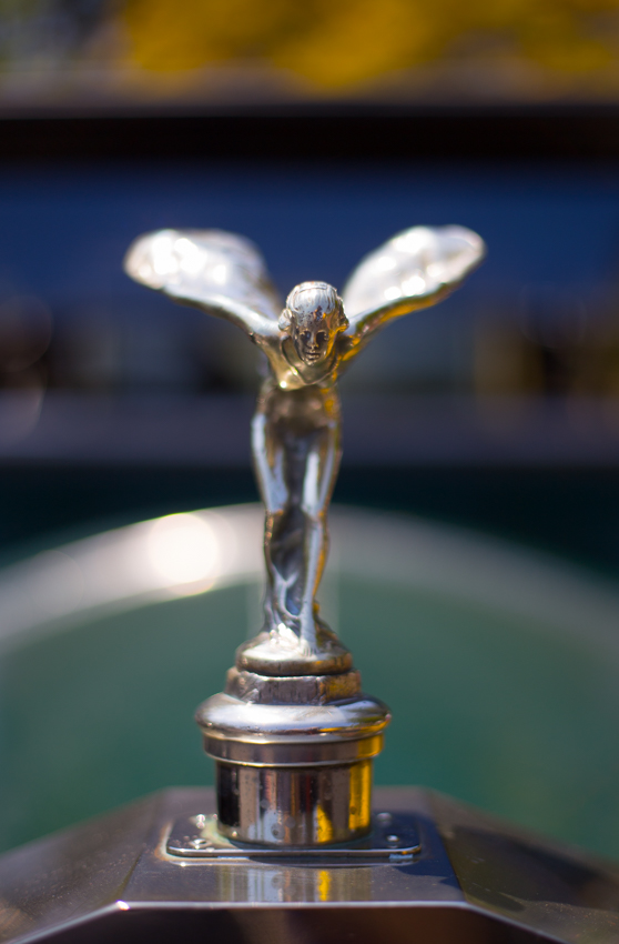 Spirit of Ecstasy Hood Ornament